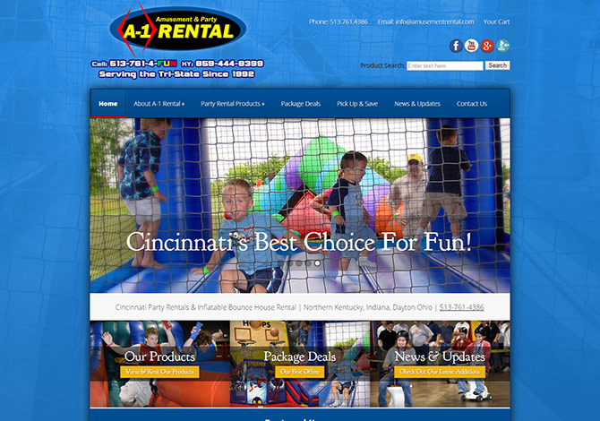 A-1 Amusement & Party Rental