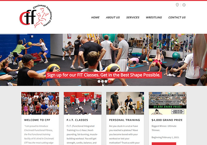 Cincinnati Functional Fitness