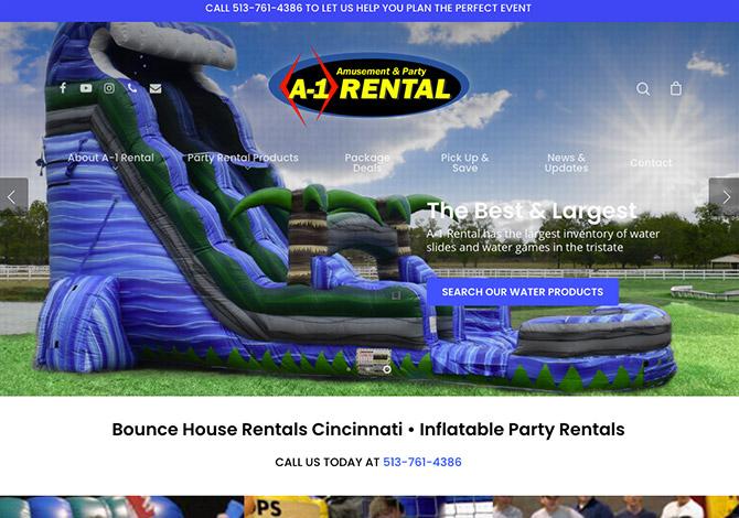 A-1 Amusement & Party Rental