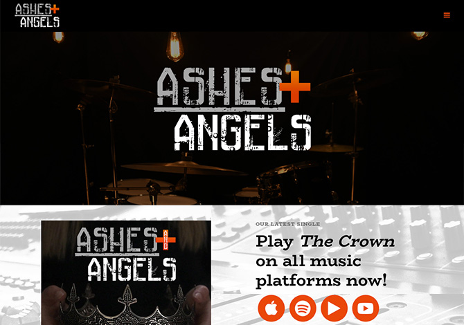 Ashes + Angels