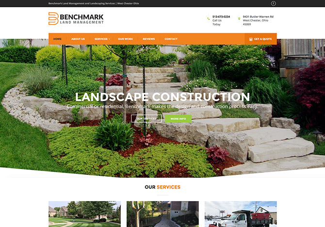 Benchmark Website