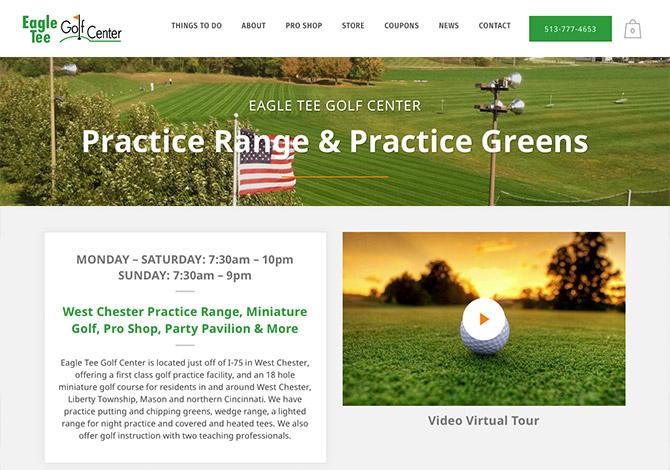 Eagle Tee Golf