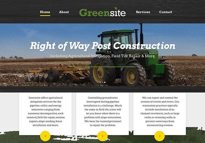 Greensite Construction