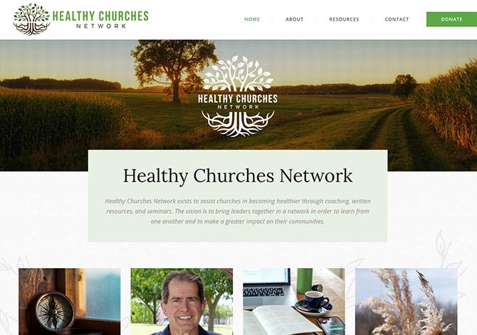 Healthy Churches Network